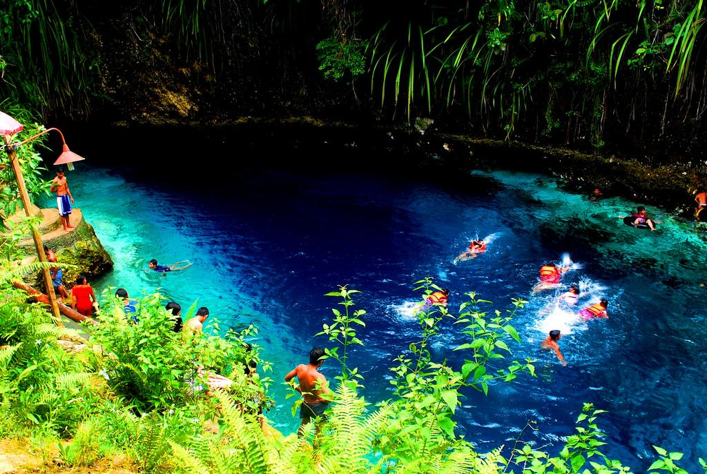 The Enchanted River Of Surigao Del Sur