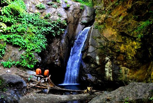 Awesome Macalbag Falls