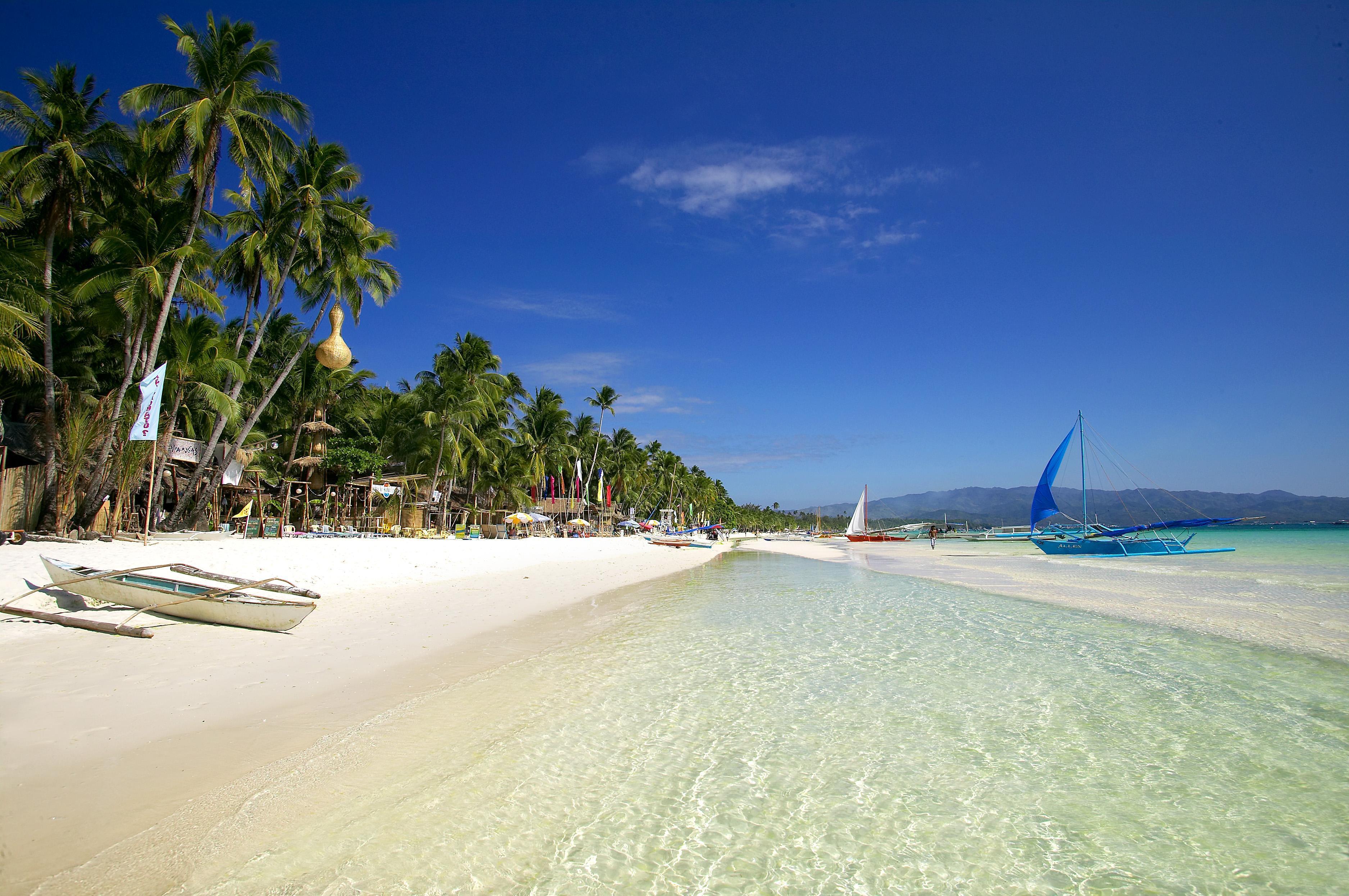 The Beauty of Boracay Island