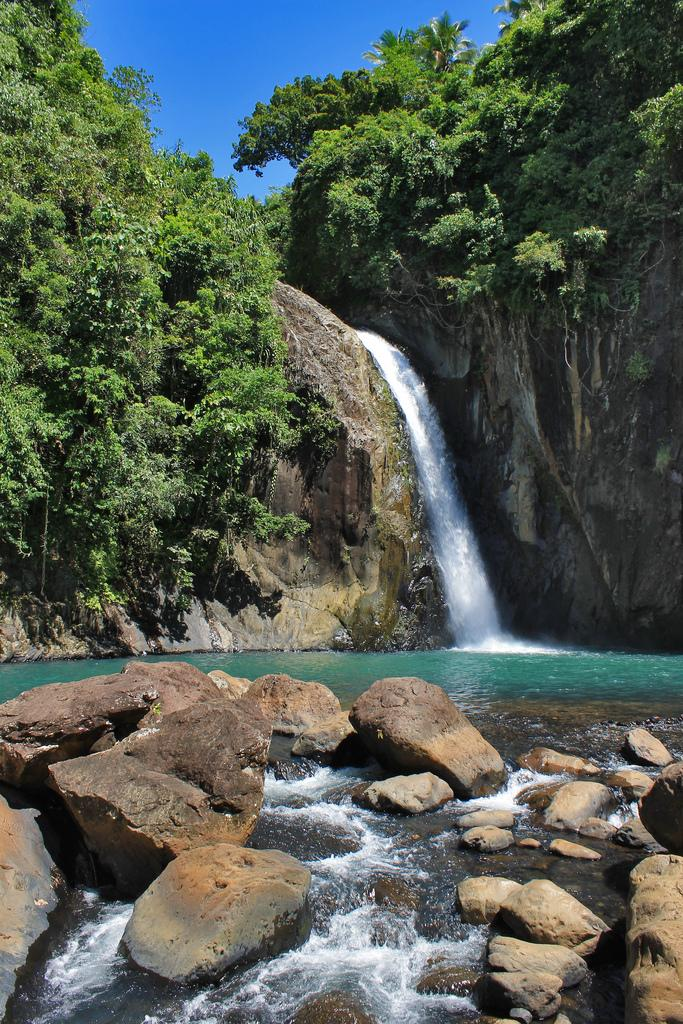 Biliran's Wonderful Waterfalls