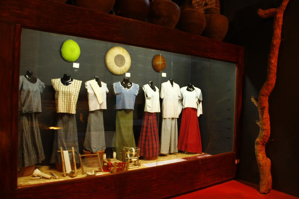 Treasures Of Ilocos Norte At Gameng Museo